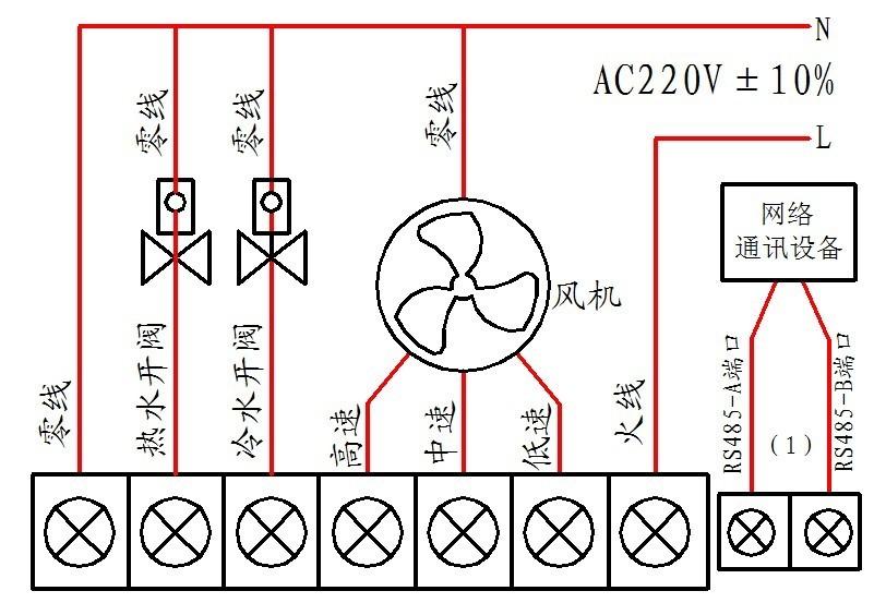 产品名称:tl-803h电地暖温控器(16a和25a)